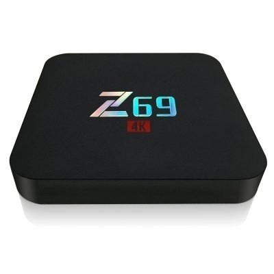 Z69 Tv Box Amlogic S905x Quad-core Cpu Android 6.0 Os As - comprar online