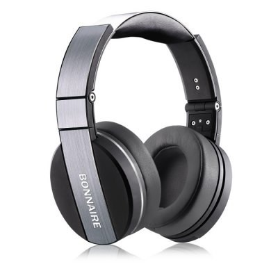 Bonnaire Mx - 800 Headphones  -  Silver And Black As