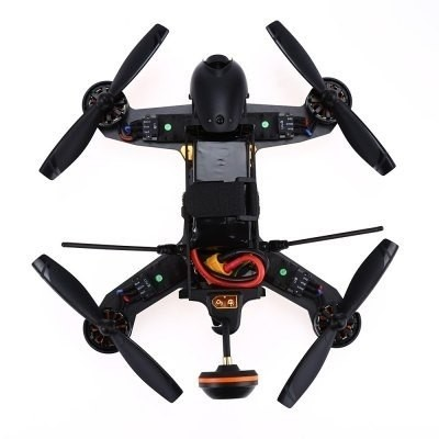 Dron Walkera F210 5.8g Fpv Quadcopter Rtf - Negro As - comprar online