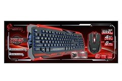 Combo Teclado & Mouse Dragon War Sencaic - Gaming