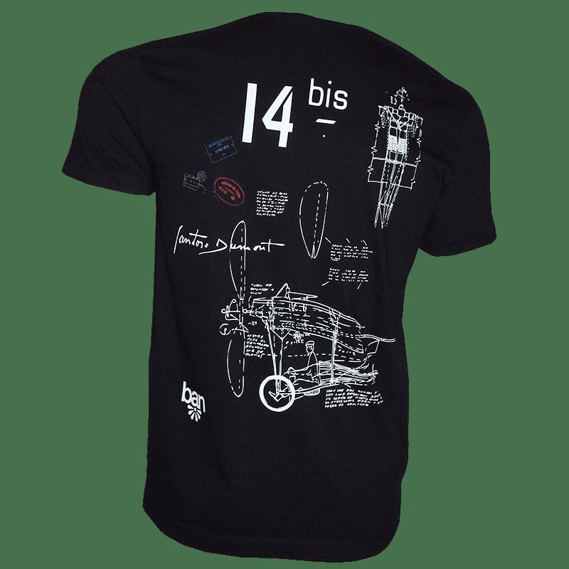 fabe6b71 Camiseta 14 Bis - Ban - Comprar em Circle Store