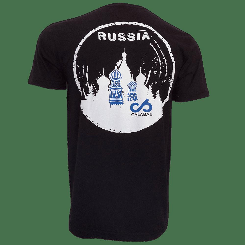 b5ab9e11 Camiseta Rússia - Calabas - Comprar em Circle Store