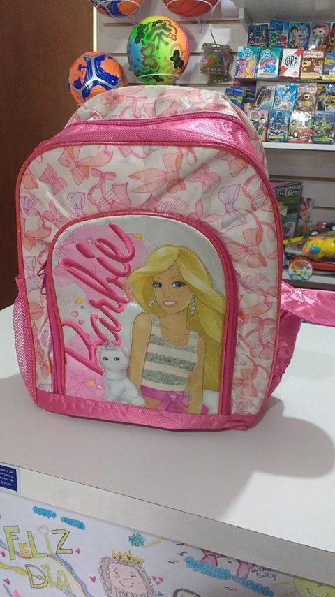 MOCHILA BARBIE SUPER COOL