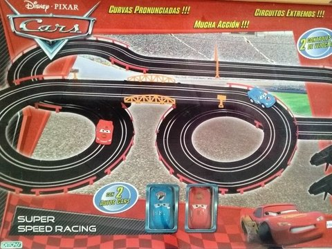 Pista Super Speed Racing Cars