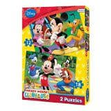 PUZZLE X2 MICKEY