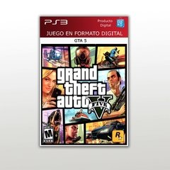 GTA V DIGITAL PS3
