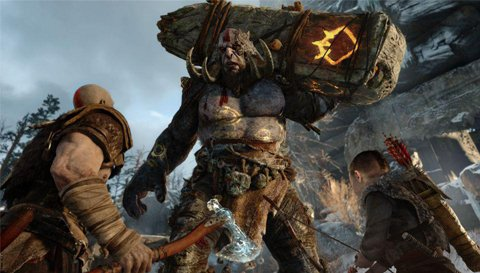 GOD OF WAR PS4 - Estacion Play