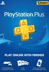 PSN PLUS 12 MESES USA PS4