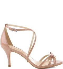 Sandália Thin Lace Toasted - SCHUTZ