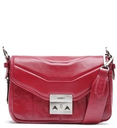 BOLSA CROSSBODY NEW CHARLOTTE RED - SCHUTZ