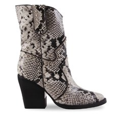 Bota Western Animal Print - CARRANO