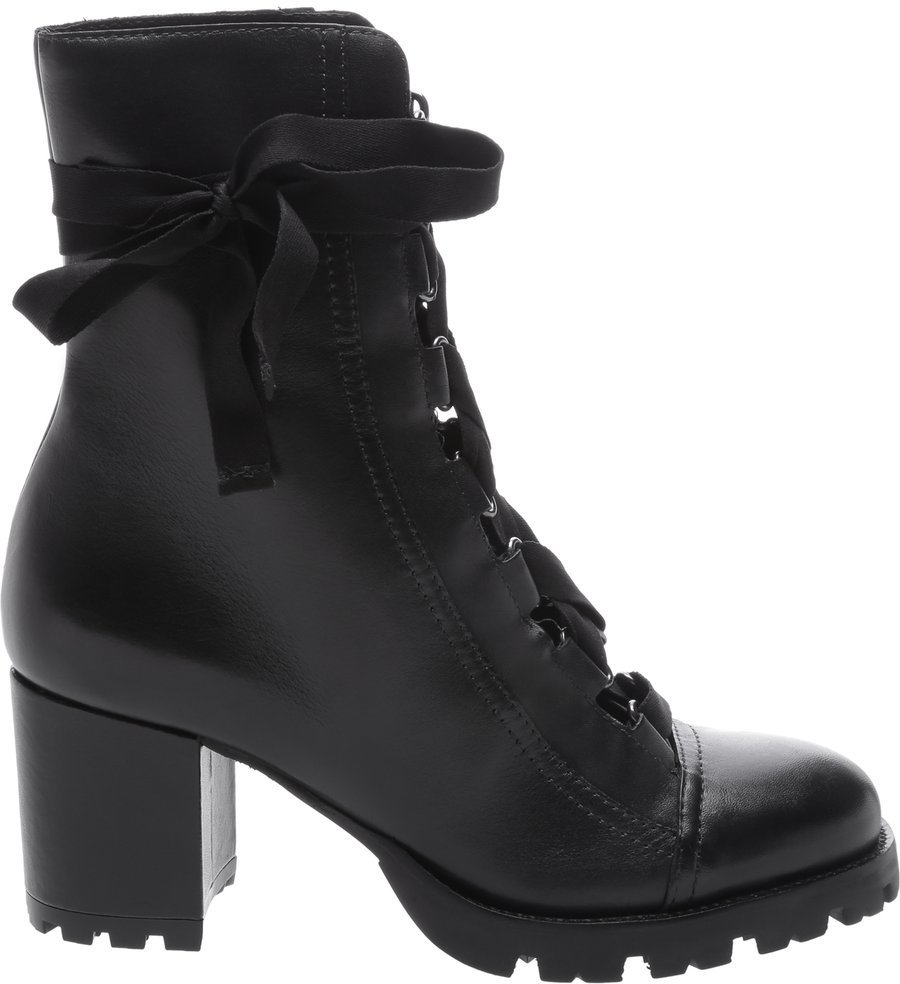 96574030ee Combat Boot Lace Up Black - SCHUTZ