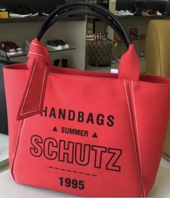 Bolsa Shopping 1995 Red - SCHUTZ