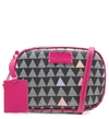 Bolsa Crossbody New Triangle Pink - SCHUTZ