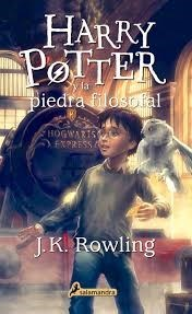 1. HARRY POTTER Y LA PIEDRA FILOSOFAL