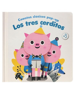 LOS TRES CERDITOS POP UP