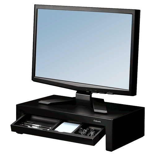 BASE MONITOR FELLOWES DESIGNER SUITES 80381