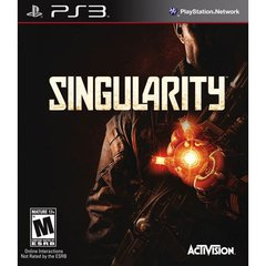 SINGULARITY ACTIVISION - PS3