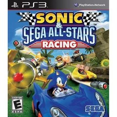 SONIC & SEGA ALL-STARS RACING SEGA - PS3