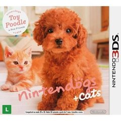 NINTENDOGS + CATS NINTENDO - 3DS