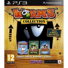 WORMS COLLECTION MAXIMUM - PS3