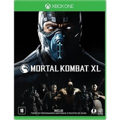 MORTAL KOMBAT XL WARNER - XBOX ONE
