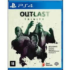 OUTLAST TRINITY WARNER - PS4