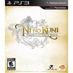 NI NO KUNI WRATH OF THE WHITE WITCH BANDAI - PS3