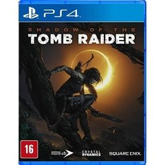 SHADOW OF THE TOMB RAIDER SQUARE ENIX - PS4