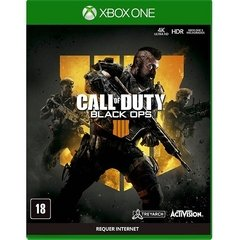 CALL OF DUTY: BLACK OPS 4 ACTIVISION - XBOX ONE