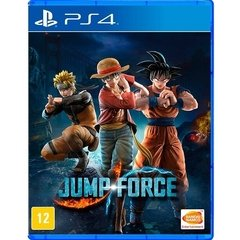 JUMP FORCE BANDAI - PS4