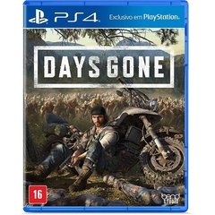DAYS GONE BEND STUDIO - PS4