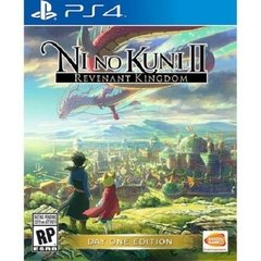 NI NO KUNI II REVENANT KINGDOM BANDAI - PS4