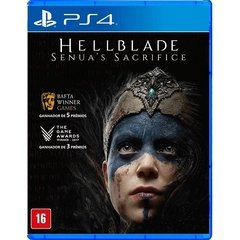 HELLBLADE SENUAS SACRIFICE - PS4