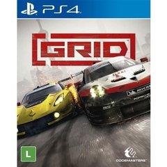 GRID CODEMASTERS - PS4