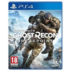 TOM CLANCY'S GHOST RECON BREAKPOINT UBISOFT - PS4