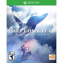 ACE COMBAT 7 SKIES UNKNOWN BANDAI - XBOX ONE