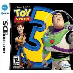 TOY STORY 3 DISNEY NINTENDO - DS