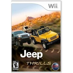 JEEP THRILLS DSI GAMES - WII