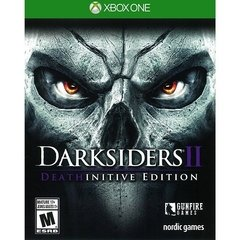 DARKSIDERS 2: DEATHINITIVE EDITION THQ - XBOX ONE