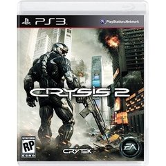 CRYSIS 2 EA - PS3