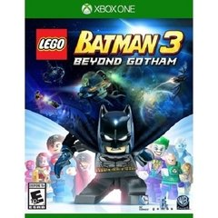 LEGO BATMAN 3 WARNER - XONE