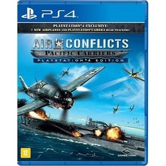 AIR CONFLICTS PACIFIC CARRIERS - PS4