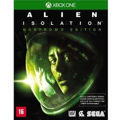 ALIEN ISOLATION NOSTROMO EDITION SEGA - XBOX ONE