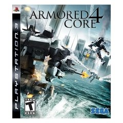 ARMORED CORE 4 SEGA - PS3