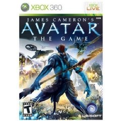 AVATAR THE GAME UBISOFT - XBOX 360