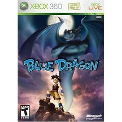 BLUE DRAGON MICROSOFT - XBOX 360