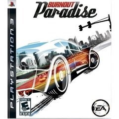 BURNOUT PARADISE EA - PS3