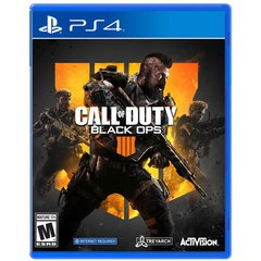 CALL OF DUTY BLACK OPS 4 ACTIVISION - PS4