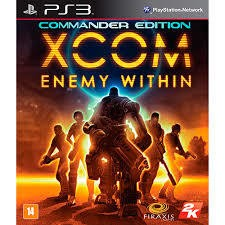 XCOM: ENEMY WITHIN 2K GAMES - PS3